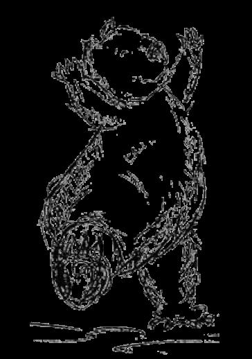 Dancing Wombat Logo