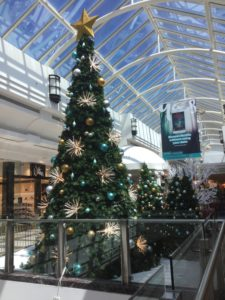 Christmas trees - magical beauty or blinding bling?