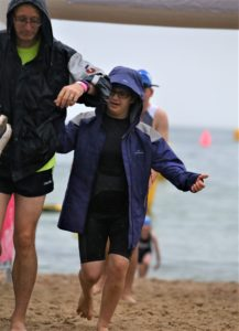 multiclass triathlon special needs