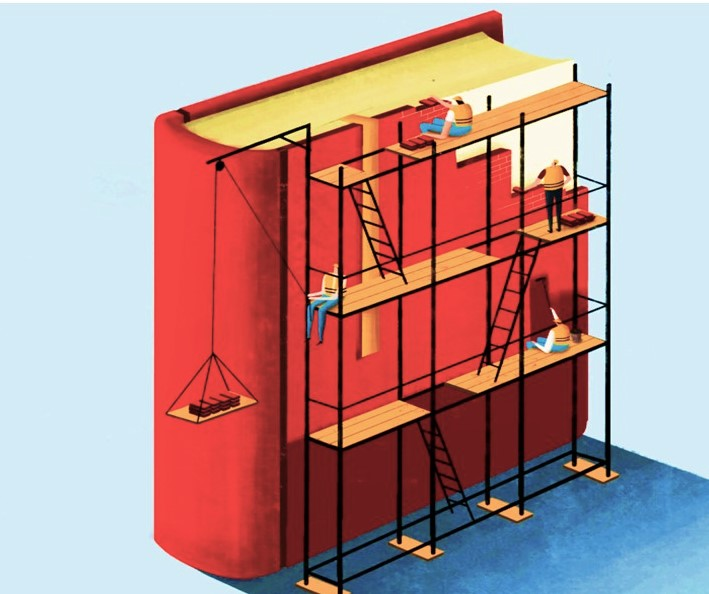 scaffolding independent learning life skills support